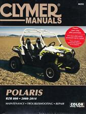 2008 2011 2012 2013 2014 Polaris RZR 800 Repair Service Workshop Manual M292