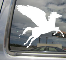 Mobil Gas Pegasus Flash green decal vinyl sticker Porsche race car 911 356 912