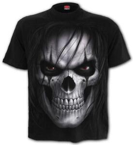 Spiral Direct  NIGHT STALKER  T-Shirt  Brand New  Size L  Gothic Goth Vamp