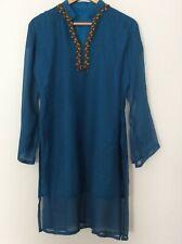 Shalwar Kameez Handmade Women's Dress only, Sz M, New