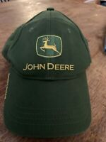 JOHN DEERE Baseball Cap Nothing Runs Like A Deere Owner's Edition Green Hat