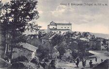 8719) CHIESA DI CAMUGNANO (BOLOGNA) DONNE CHE TRASPORTANO ACQUA. VIAGGIATA 1940.