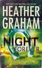Heather Graham Book Lot of 5 Krewe of Hunters Night is Forever