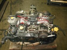 Jdm Subaru Wrx Sti Version 3 Engine EJ20 GC8 2.0L TURBO VF23 TY752VBCAA EJ20K