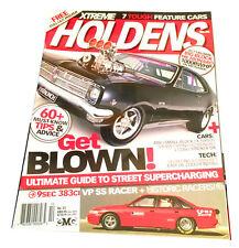 Extreme / Xtreme Holdens Magazine- No 22 - LX Hatch, HQ Monaro
