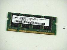 256MB RAM Speicher PC2700S-2533-1-A1 DDR 333 CL2.5  3347323-44389