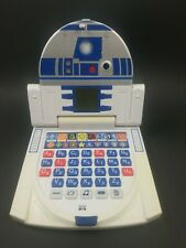 Star Wars R2-D2 Electronic Learning Handheld Video Game Laptop Learning Computer