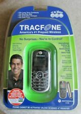 MOTOROLA C139 TRACFONE CELL PHONE PRE-PAID NO CONTRACT TFC139P4