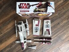 More details for star wars the clone wars republic gunship *rare* hasbro new in box