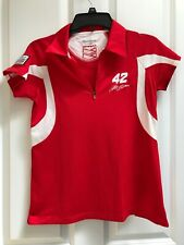 Juan Pablo Montoya #42 Jersey NASCAR Ganassi Racing Chevron Size Small