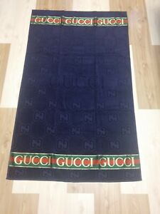Gucci Facion Modern Beach Sea Large Towel 100% cotton