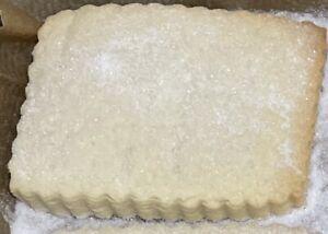 8 XL Fresh Homemade Vegan Shortbread