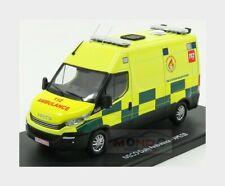 Fiat Iveco New Daily 35-210 Van Ambulance Pompiers 2014 ELIGOR 1:43 ELI116665