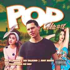 POP HITS 18 - NICO & VINZ-KATY PERRY-CALVIN HARRIS-LANA DEL REY-BECKY G-TOVE LO