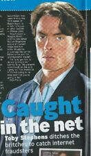 TOBY STEPHENS interview MARTIN KEMP UKmag 2008