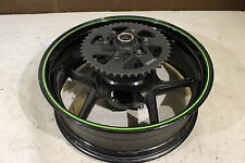 09 10 11 12 Kawasaki Ninja Zx6r Zx6 Rear Wheel Back Rim STRAIGHT