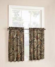 """Mossy Oak Break-Up Infinity Window Curtain Panels,Set Of 2, Dimensions: 29"""" x 36"""
