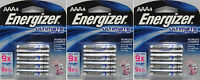 12 Energizer L92 Ultimate Lithium AAA Batteries Exp 2037