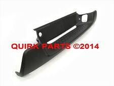 2004-2012 Chevy Colorado GMC Canyon Rear Center Bumper Step Pad OEM NEW Genuine