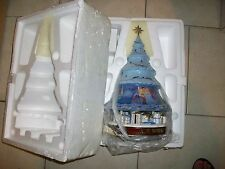 "Disney ""Cinderella's Christmas Wishes Tree"" Tabletop Christmas Tree"