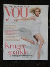 Diane Kruger English National Ballet You magazine August 2010