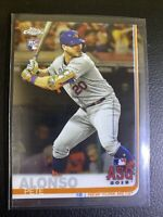 2019 Topps Chrome ⚾ Pete Alonso RC Rookie Card #204 - New York Mets