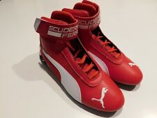 PUMA SCUDERIA FERRARI RACE R-CAT MID SHOES 9  Rosso Corso / White / Black