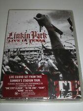 Linkin Park - Live In Texas DVD/CD Region: All