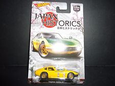 Hot Wheels Toyota 2000GT Japan Historics 1/64 RARE