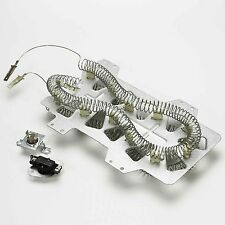 Dryer Heating Element w/ Thermostat Fuse Heater Repair Part Samsung DC47-00019A