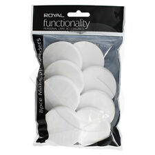 Royal 8 ROUND Trucco Spugne Fondotinta FRULLATORI Applicatori