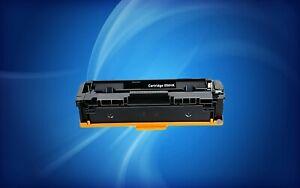 BLACK Toner for HP 206A BK W2110A to HP M255dw M282 M283fdw with OEM old Chip