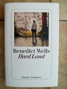 Benedict Wells - Hard Land (gebundene Ausgabe) Diogenes
