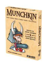 GDT Boardgame - Munchkin - Gioco Base - Raven - ITALIANO NUOVO