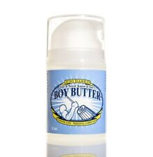 Boy Butter H2O - Water-Based Lubricant - 2 oz Pump Lube