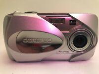 Olympus CAMEDIA C-450 Zoom 4.0 MP Digital Camera - Silver