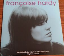 Francoise Hardy SELF TITLED (NOTLP134) Debut Album 180g New Colored Vinyl LP