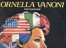 ORNELLA VANONI disco LP 33 giri INTERNATIONAL serie ORIZZONTE made in ITALY