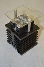 Crydom solid state relay / Halbleiterrelais einphasig (Type: D4825) (D.346)