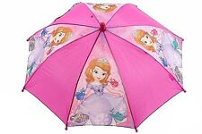 """Licensed Disney Ready To Be A Princess Sofia the First Girls 21"""" Umbrella Handle"""