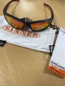 Sinner Sunglasses 635-16-P08 Brand New EVZ00001