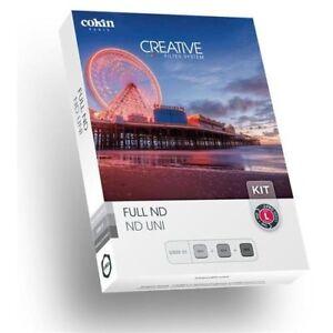 Cokin Z-pro  Neutral Density U300-01 filter kit -ND2, ND4, ND8 - NEW UK