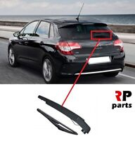 FOR CITROEN C4 2010-2018, DS4 2011- 2019 NEW REAR WIPER ARM WITH 290 MM BLADE