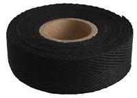 Newbaums Cloth bar tape, black - each