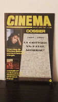 Cinema - N°589 - Juillet Agosto 1997 - La Critica VA T ' Lei Die?