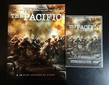 The Making of The Pacific (DVD) and poster HBO