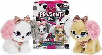 Present Pets Fancy Puppy Interactive Plush Pet Toy with Over 100 Sounds