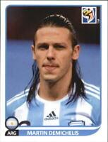 2010 Panini World Cup Stickers #109 Martin Demichelis