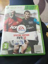 FIFA 12 Edición Especial Xbox 360