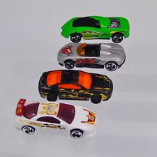 Mattel Hotwheels 1993 Buick Wildcat 2000 MX 48 Turbo 2002 Hyundai Tiburon 2003